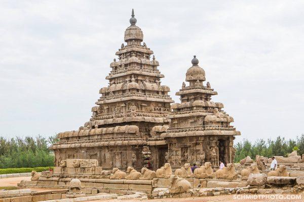 Mahabalipuram Underwater City, India 06