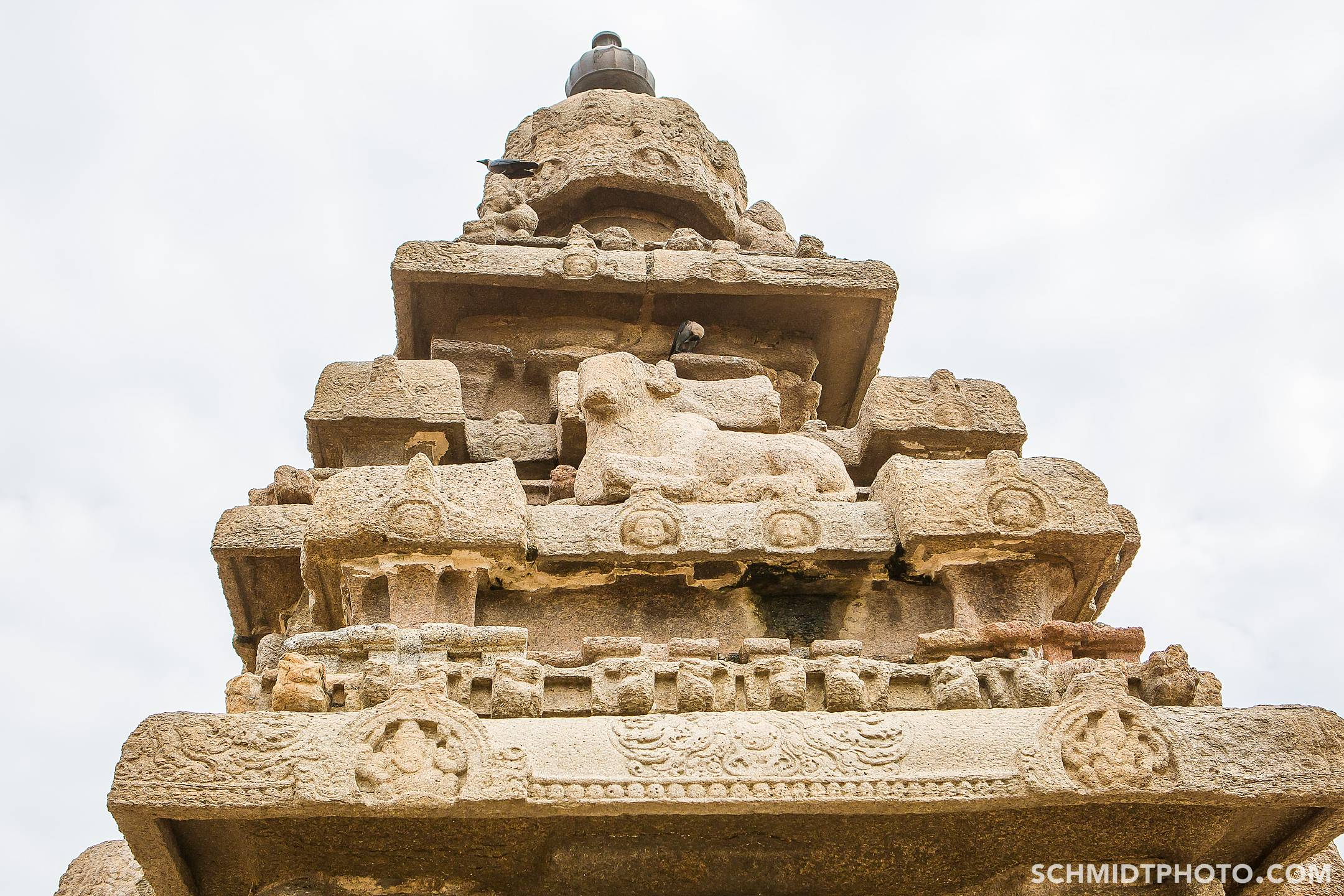 Mahabalipuram Underwater City, India 10
