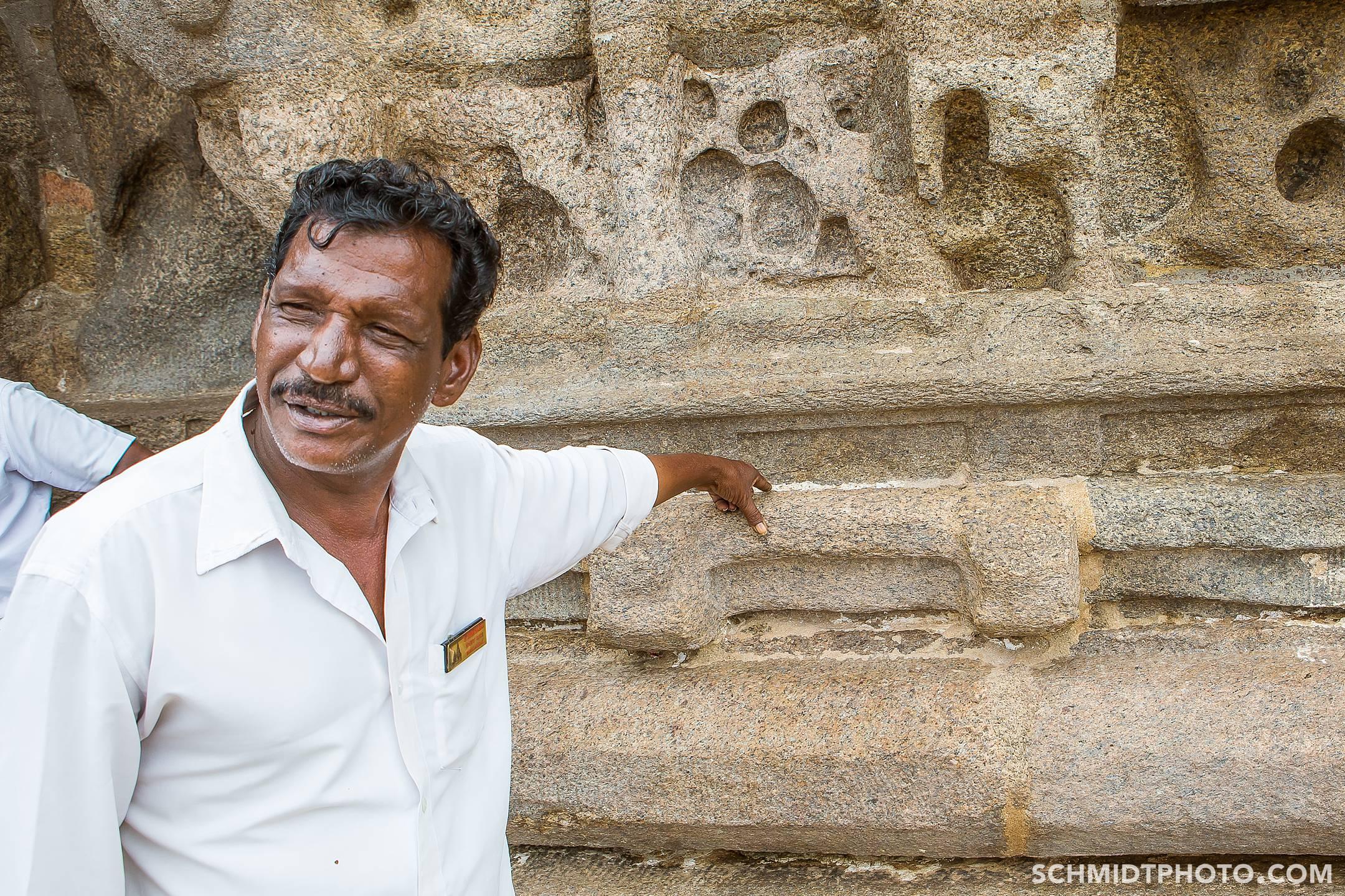 Tom Schmidt Photo Mahabalipuram Underwater City, India 26