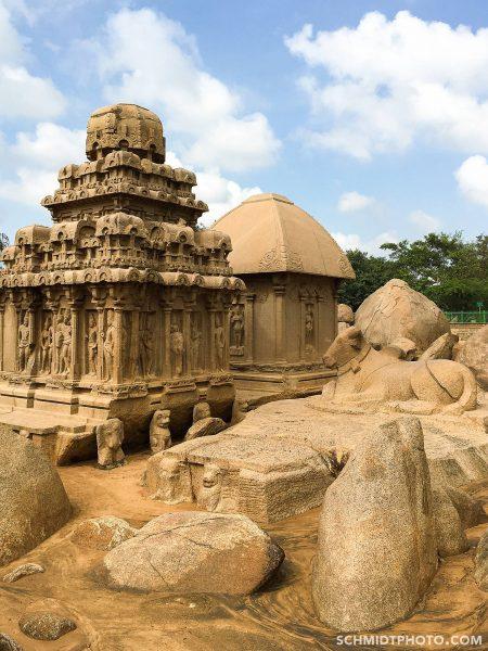 Mahabalipuram Underwater City, India 03