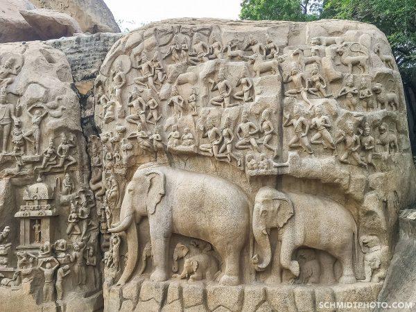 Mahabalipuram Underwater City, India 36