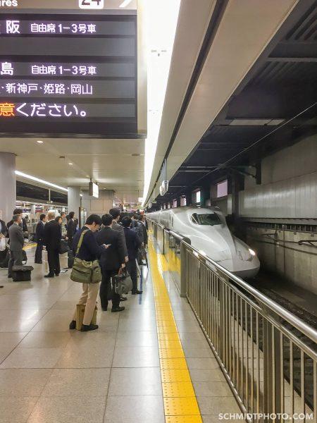 shinkansen bullet train travel with tom and priscilla - 42