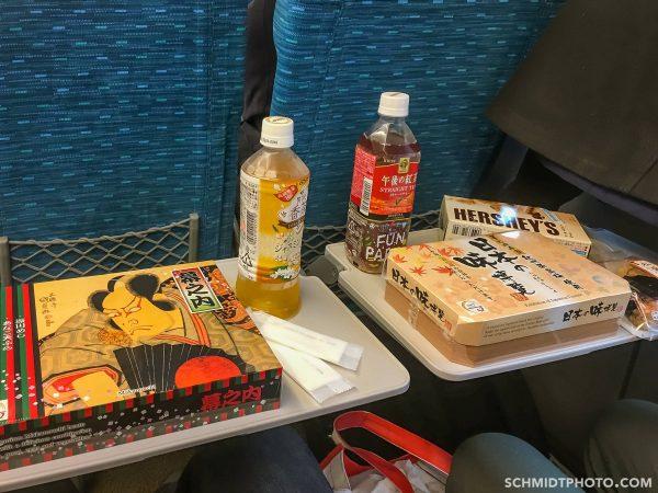 shinkansen bullet train travel with tom and priscilla - 38