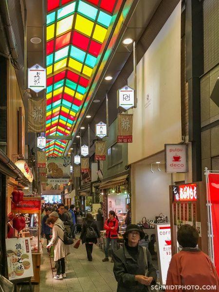 Nishiki Market japan travel with tom and priscilla schmidt - 35
