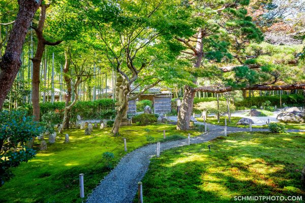 many zen gardens hidden in these temples - 56