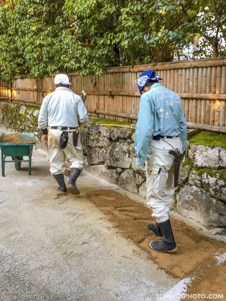 zen garden work kyoto tom schmidt