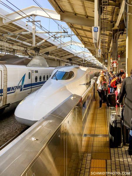 Travel with Tom Kyoto Japan 2016 Shinkansen - 37