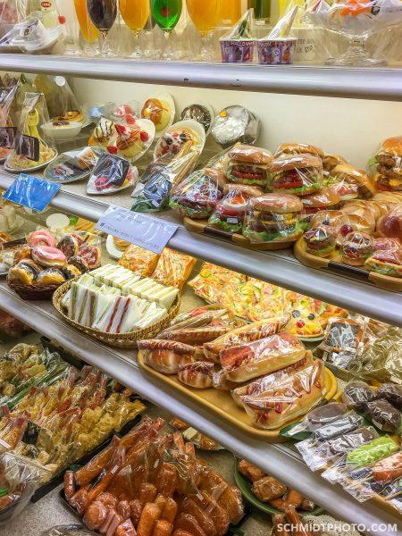 plastic food fake tokyo