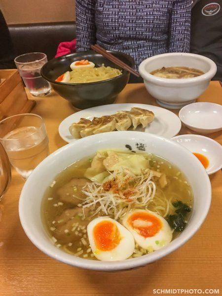 Tokyo ramen street famous restaurant noodles - 51