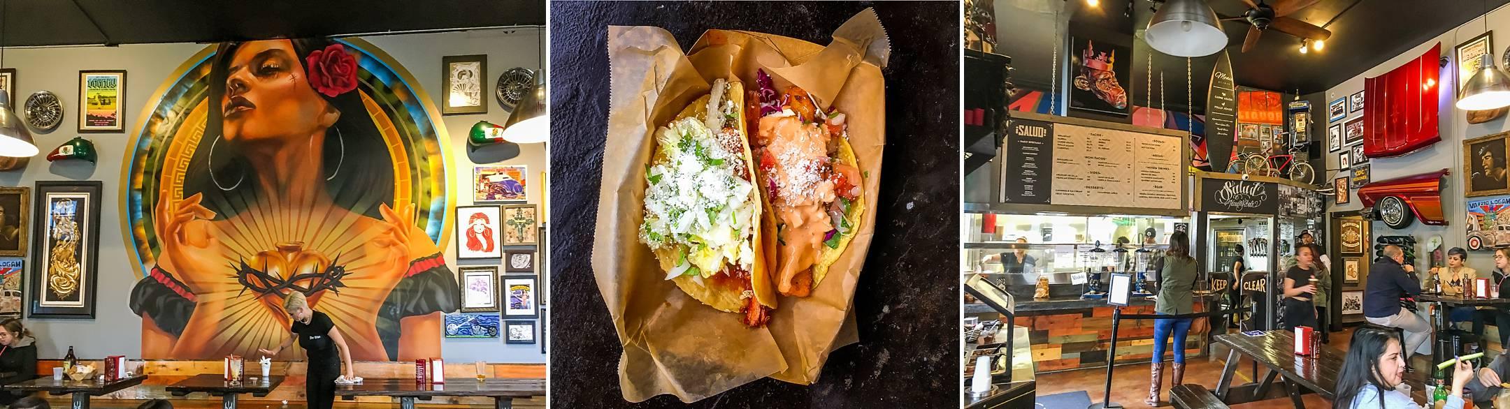 Salud Tacos San Diego